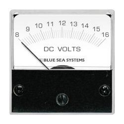 "8028 DC Analog Micro Voltmeter, 2"" Face, …"