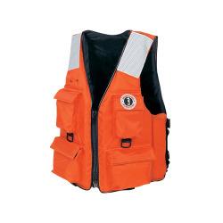 Mustang 4-Pocket Flotation Vest:  Medium - Mu …
