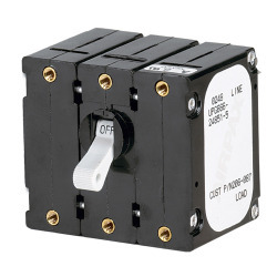 Paneltronics Breaker 30 Amps W/ Reverse Polar …