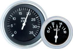 Ammeter, Direct Reading 60 Amp Range - SeaSta …