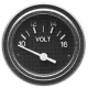 Voltmeter, 10-16 VDC  - SeaStar Solutions