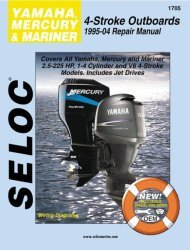 Yamaha Mercury Mariner Outboards 2.5-225HP 19 …