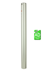 """28"""" Fixed Height Plug-In 2-3/8 Post Only …"""