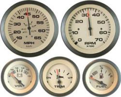Voltmeter, 8-18 VDC  - SeaStar Solutions