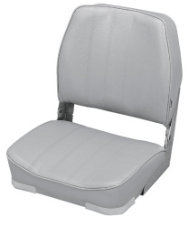 Promotional Low Back Folding Boat Seat, Gray  …