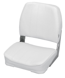 Promotional Low Back Folding Boat Seat, White …