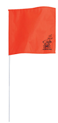 Nylon Watersports Flag  - Kwik Tek