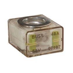 5178 Fuse Terminal 60 AMP - Blue Sea Systems