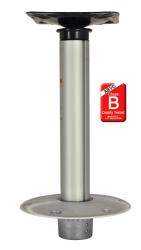 """Hi-Lo 15"""" Fixed Height 2-3/8 Plug-In Ped …"""