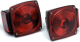 Plug-N-Go Replacement Tail Light Lens, Red -  …