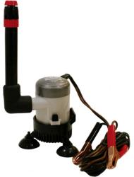 Unified Marine   GPH Livewell Aerator Pump; 3 …