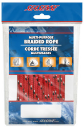 "Braid Over Core, 3/8""x25', Assorted  …"