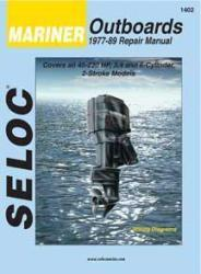 Mariner Outboard ONLY, 45-220HP 1977-1989 Rep …