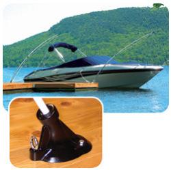 Boatguard® 8' Mooring Whip for Bo …