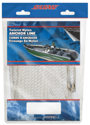 "5/16"" X 75' Nylon Anchor Line - Seas …"