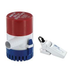 Rule Non-Automatic Bilge Pump 800 GPH 3/4&quo …