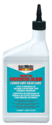 Power Pro Synthetic Gear Oil, 1 Quart - Lubri …