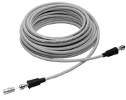 Hubbell Tv Cord Set, 50', White