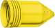 Seal-Tite Cover For 50a Plug, Yellow - Hubbel …
