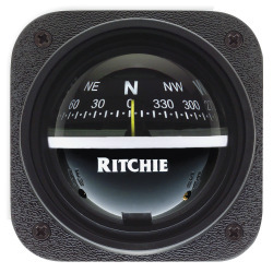 Ritchie V-537 Explorer Bulkhead Mount Compass …