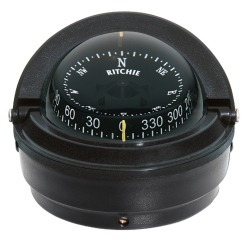 Ritchie S-87 Voyager Surface Mount Compass (B …