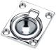 CP Zinc Flush Pull Ring
