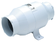 "In-Line Bilge Blower 3"" - Seachoice"