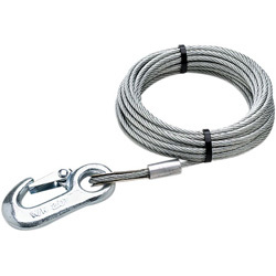 "Winch Cable 5/32"" x 25' - Seachoice"
