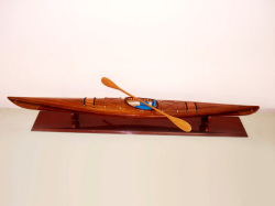 Kayak Model - Old Modern Handicrafts