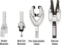 """Pro Adjustable Head, 44"""" - 56"""", Rol …"""