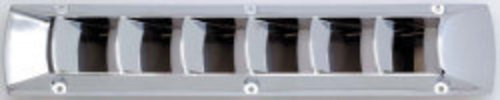 Louvered Vent, Plastic, Chrome Plated - Attwo …