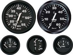 Fuel Level, E-1/2-F - Faria