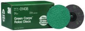 264f Green Corps Roloc Discs Black Grade 24 2 …