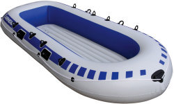 Inflatable Boat, 4 Person - Airhead