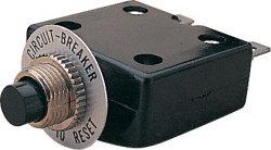 Circuit Breaker, Push Button, 5A - Seadog Lin …