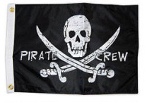 Taylor Made, Pirate Crew Flag, Pirate Flags & …