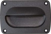 Large Flush Pull, Black - Seasense