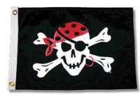 Taylor Made, One Eyed Jack Flag, Pirate Flags …
