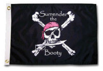 Taylor Made, Surrender the Booty Flag, Pirate …
