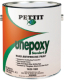 Unepoxy Standard, Black, Gallon - Pettit Pain …