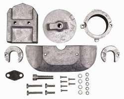 Mercury/Mercruiser Anode Kit, Zinc, Alpha 1 G …