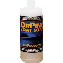 Orpine Boat Soap, Quart - H & M