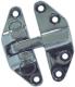 Hatch Hinge, Chrome Plated Cast Brass - Seach …