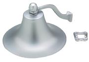 """Fog Bell, Chrome Plated Brass, 6"""" -  …"""