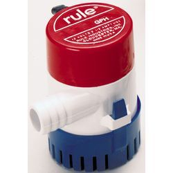 "Rule Bilge Pump 800 Gph Manual 12v 3/4""  …"