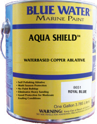 Aqua Shield, Water Base Ablative, 45 Copper,  …