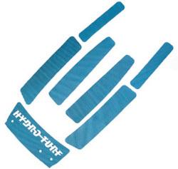 Yamaha WaveRaider PWC Cut Groove Mat Kit - Hy …