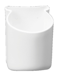 Beckson, Cup Holder, White, Recessed Cup Hold …
