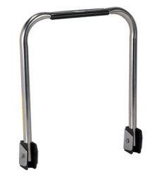 1 Step Stainless Steel Transom Ladder - Garel …