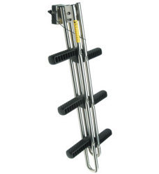 Garelick 3 Step Gull Wing Step Ladder - Stain …